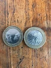 £2 TWO POUND Coin Florence Nightingale 2010 coin hunt And Darwin Ape