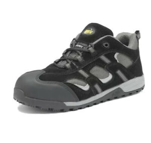 Anvil Traction Jackson Slip Resistant Trainer Size UK9 Work Shoe