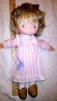 """Vintage 1975 Knickerbocker 14"""" Betsey Clark Doll"""
