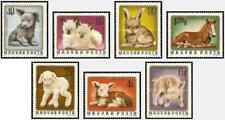 Timbres Animaux Hongrie 2404/10 ** lot 29203