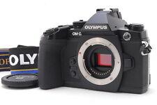 【Near Mint】Olympus OM-D E-M1 16.3MP Digital Camera Black Body From Japan #610