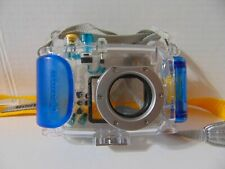 Canon WP-DC4 Waterproof Case for PowerShot SD600 IXUS60 With Canon Strap!