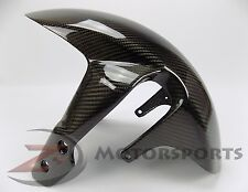 2005-2008 GSXR1000 GSX-R1000 Front Tire Fender Mud Guard Fairing Carbon Fiber