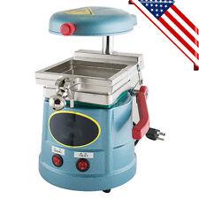 Dental Vacuum Former Forming Molding Machine Heat Thermoforming Equipment USA