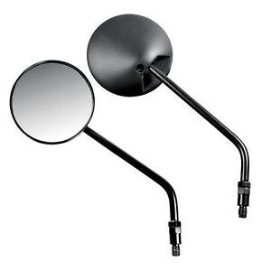 SPECCHIETTI DA MOTO CLASSIC ROTONDI LAMPA 40940