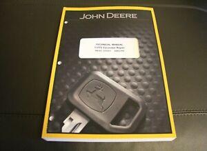 JOHN DEERE 17ZTS EXCAVATOR REPAIR SERVICE TECHNICAL MANUAL TM1897