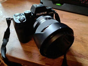 Appareil photo Hybride Fujifilm X-S10 avec objectif XF 16-80mm F4