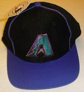 Arizona Diamondbacks 90s Vintage Adjustable Strapback hat New Tags MLB