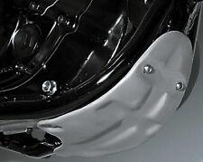 Sr500 xt500 MINI Skidplate incl. materiale di montaggio ALU-protezione del motore engine guard