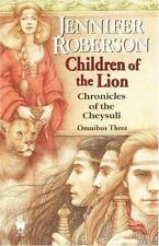 Children of the Lion: Cheysuli Omnibus #3-ExLibrary