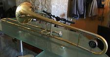 B&S Series 260 Trombone Instrument à Vent Cuivres