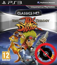 jak and daxter trilogy para PS3