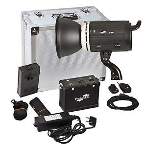 NICEFOTO TA-600 AC/DC Studio Monolight Flash 600Ws Bowens Mount with Battery
