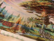 More details for flesh and blood - korshem playmat - tales of aria pre-release exclusive - new