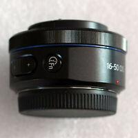 Samsung NX 16-50mm f/3.5-5.6 Power zoom Lens Obiettivo PZ NX3000 NX1 NX500 NX300