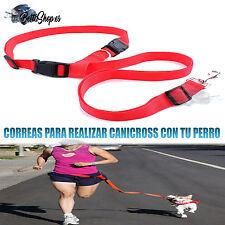CORREAS MANOS LIBRES PERRO CORREAS CORRER PERRO CORREAS CANICROSS CORRER PERRO