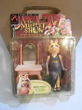 MIP MUPPET SHOW 25 YEARS ACTION FIGURE - PALISIDES - MISS PIGGY - SERIES 1