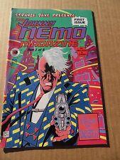 The Johnny Nemo Magazine 1 of 6.  Eclipse 1985 -  FN +
