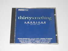 CD/SOUNDTRACK/THIRTYSOMETHING/AMERICAN TELEVISION VOLUME TWO/TVPMCD 401