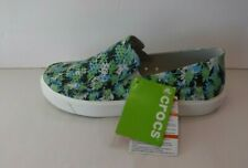 Crocs Size 11 Palm Tree Loafers New Mens Shoes