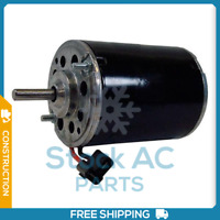 Farm /& Off-Road Replaces New AC A//C Blower Motor 3970 Caterpillar 174-1495