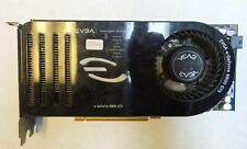 EVGA e-GeForce 8800 GTS with PCI-E Dual DVI TV-Out and Dual Slots Video Card