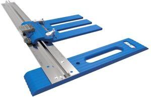 Kreg 24 in. Rip-Cut Aluminum Circular Saw Guide Accurate Straight Cut Universal