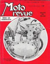 MOTO REVUE . N° 1571 . 23 décembre 1961 . Essai 250 Aermacchi .