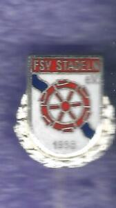 Nadel FSV Stadeln, Ehrennadel silber, Bayern, ältere Ausführung