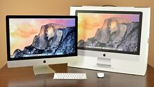 Apple Imac 68.6cm Retina 5K Q.Core i7 4.0Ghz 16GB 1TB SSD (Oct ,2014) Calidad a