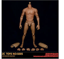 ZC Toys 1/6 Asian Muscle Body S005 For Bruce Lee
