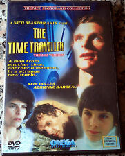 TIME TRAVELLER RARE 1984 DVD Keir Dullea Adrienne Barbeau Travel Greek Island