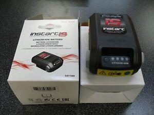 Briggs & Stratton Instart Lithium Ion Battery  597189 10.8v 2Ah