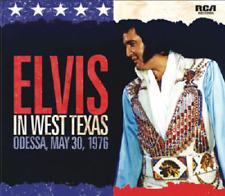 ELVIS PRESLEY - FTD CD  -  ELVIS IN WEST TEXAS  -  FTD CD
