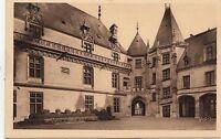 BF11427 cour d honneur facade interi chateau de chaumont france front/back image
