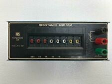 TIME ELECTRONICS 1051 DECADE RESISTANCE BOX 0.01Ω TO 1MΩ
