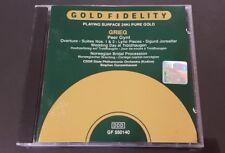 Schubert ~ Symphonies Nos. 8&5 - Rosamunde ( 24K Gold Disc ) Gold Fidelity Cd
