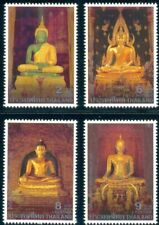 102 Thailand Stamp 1995 Visakhapuja Day - Buddha Image - Mnh