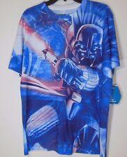Star Wars DARTH VADER * NEW Men's Medium * T-Shirt Graphic Tee S/S NWT Trilogy