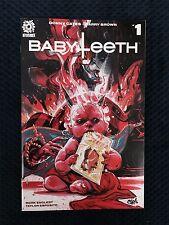 Babyteeth #1 2017 HeroesCon Variant