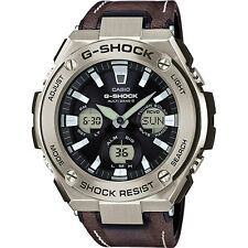 CASIO G-SHOCK SOLAR WATCH RELOJ HOMBRE RADIO COCKPIT 200 M GST-W130L-1AER
