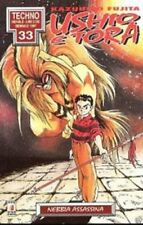 manga STAR COMICS USHIO E TORA numero 1
