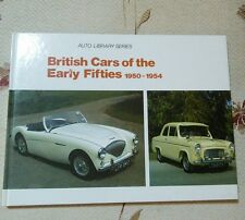 Haynes -- British Cars of the Early Fifties, 1950 - 1954