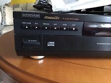 Top 5-fach CD Wechsler Kodak PCD 5860 & Fernbedienung & Photo CD Funktion PAL