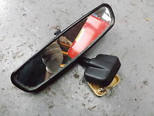 Mazda MX5 MK1 Rear View Mirror Standard with Fastening Clip and Bolts