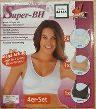 XXL 7er SET SLIMMAXX Super BH 48//50 mit Reißverschluss aus TV WERBUNG