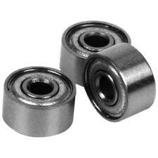 10pcs Miniature Rubber Sealed Shielded Ball Bearing Model: 692 ZZ 2x6x3MM U4W1