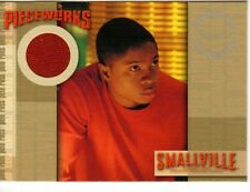 Smallville Season 1 Pieceworks Costume Card PW4 Pete Ross - Inkworks