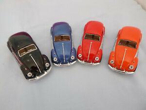 VW-Käfer Modelle mit Rückzugsmotor
