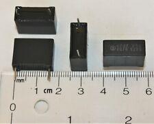 4 x .22uf 400v 400volt .22mfd 220n 224k ASC Capacitor X678 Film Capacitor